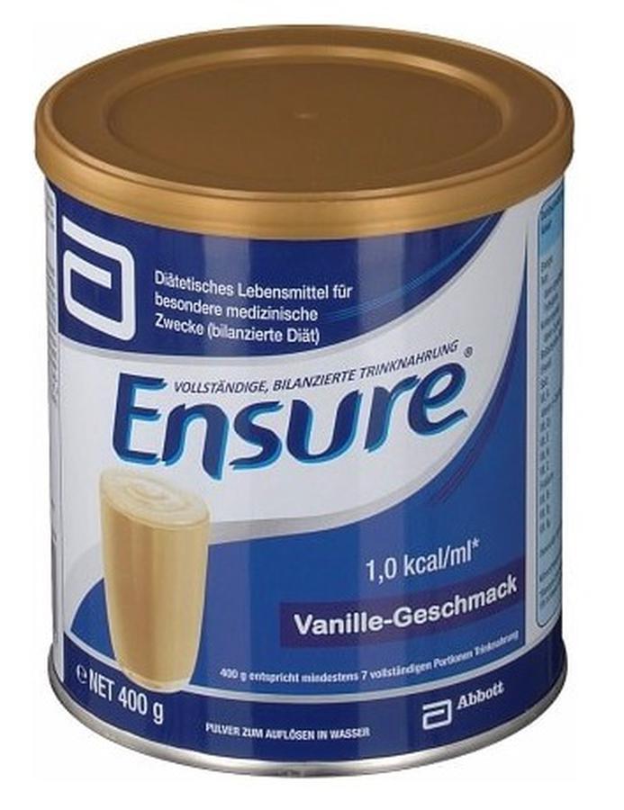 Sữa Ensure Đức 400g (cho Mọi Lứa Tuổi)