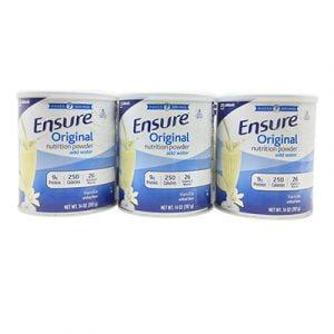 Sữa Ensure Mỹ (hộp 400g)