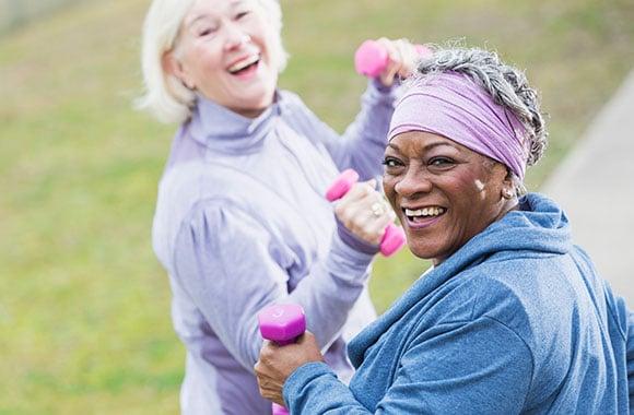 Cơ bắp và sức mạnh | Tại sao phải giữ gìn cơ bắp | Ensure®