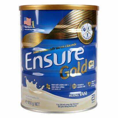 Sữa Ensure Gold (hộp 850g)