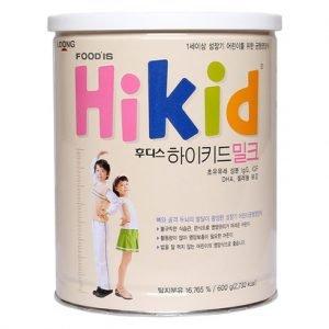 Sữa Hikid Vani (hộp 600g)