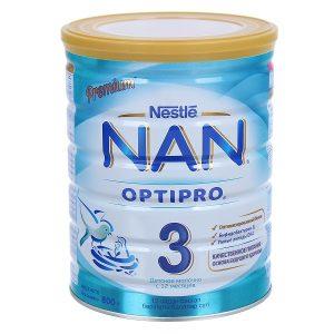 Sữa Nan Nga số 3 (hộp 800g)