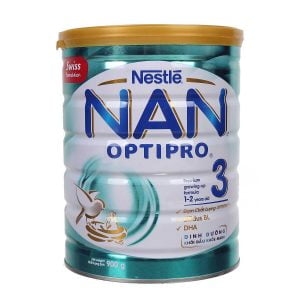 Sữa Nan Optipro số 3 (hộp 900g)