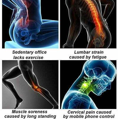 Hỗ trợ ngăn ngừa các chấn thương, do căn cơ gây ra.