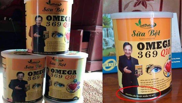"""Sản phẩm Omega 369 Q10 được Công ty Nhất Tâm Trường Thọ Việt """"thần thánh"""" công dụng"""