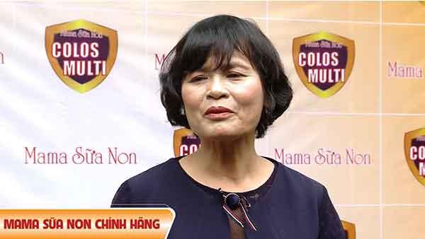 Ths.Bs Lê Thị Hải - Nguyên giám đốc Viện dinh dưỡng quốc gia
