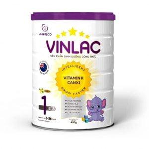 Sữa Vinlac 1 [Hộp 400g]