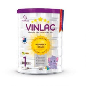 Sữa Vinlac 1 [Hộp 900g]