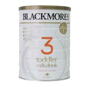 sữa blackmores úc số 3 dành cho trẻ trên 12 tháng