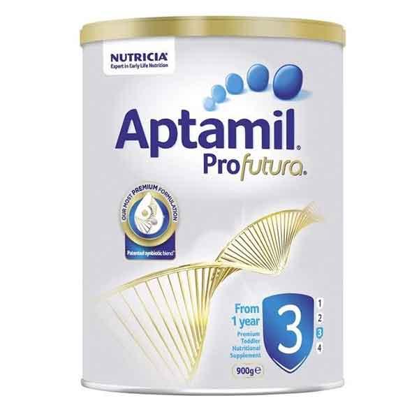 Sữa Aptamil Úc số 3 [hộp 900g]