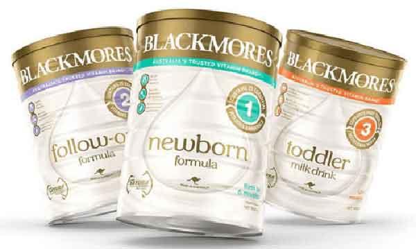 sữa blackmores úc