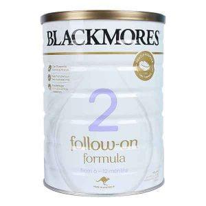 sữa blackmores úc số 2 cho trẻ 6 đến 12 tháng tuổi
