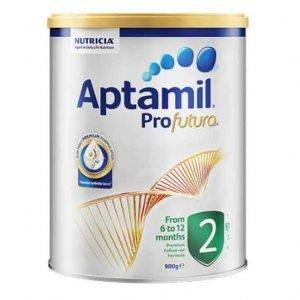 Sữa Aptamil Úc số 2 [hộp 900g]