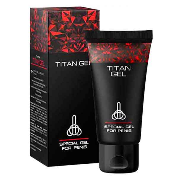 Titan Gel chính hãng