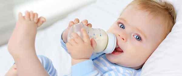 sữa tăng cân cho bé tốt nhất hiện nay